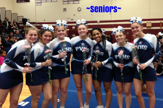 Cheerleading: All-League and All-Section