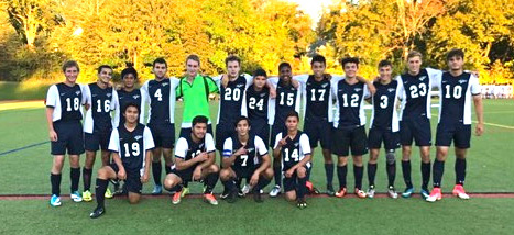 Boys Soccer finished the season 7-9 and went on to win an overtime thriller at Pleasantville in penalty kicks. They lost in the second round to Rye Neck.