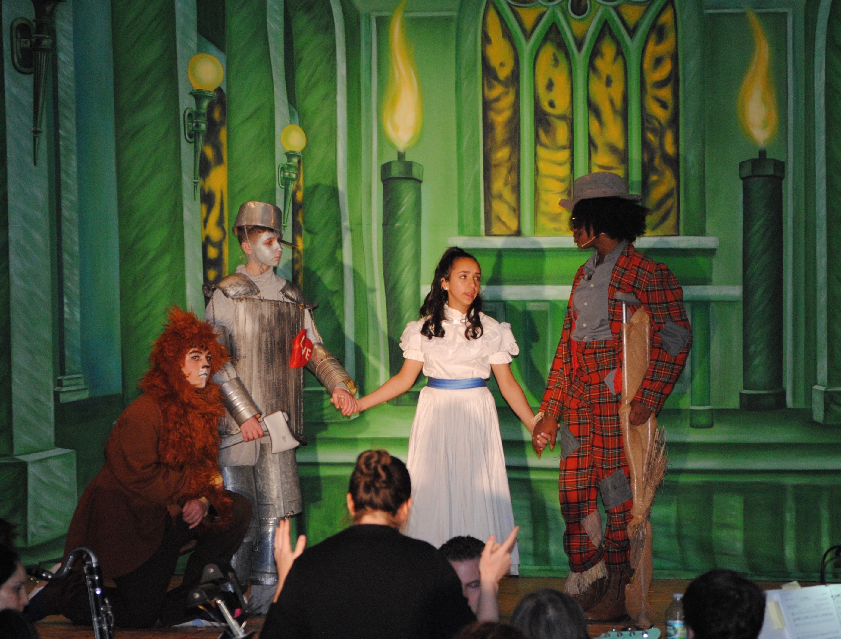 PVMS Players - The Wiz