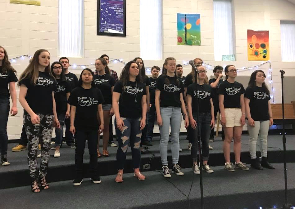 PVHS TempoMental A cappella Group