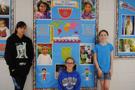 PVMS celebrates Hispanic Heritage with a focus on cultural discovery.