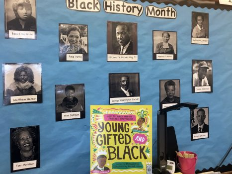 Black History Month at PVES