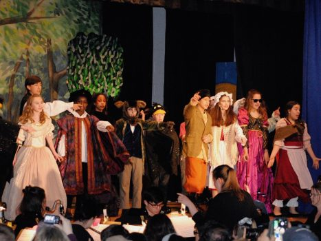 Congratulations to our PVMS Players, Mrs. Craane and Ms. Kraus for two great performances of Into the Woods. Bravo!