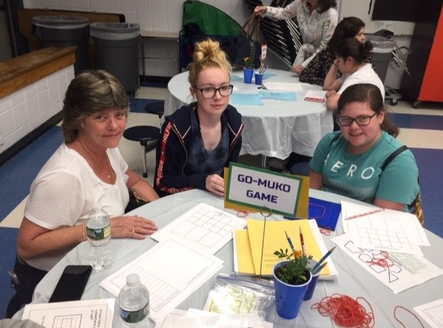 Family Math Night was an exciting event hosted by the Putnam Valley Middle School math teachers on Thursday, May 16