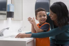 Handwashing: A Family Activity
