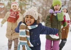 How to Keep Your Children Healthy During the Winter