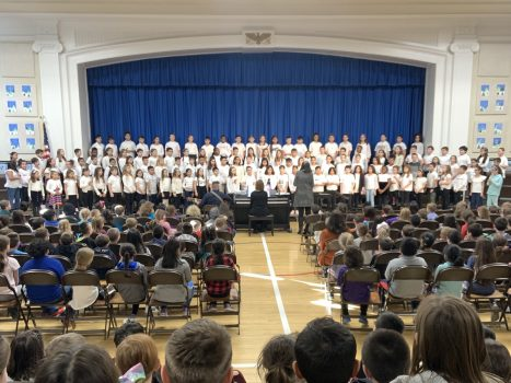Congratulations to all of our 4th Graders on a wonderful Winter Concert!