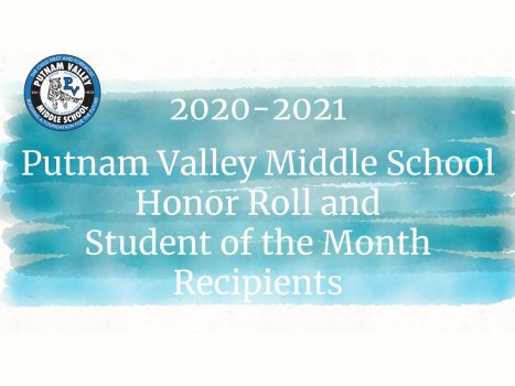 PVMS Student of the Month