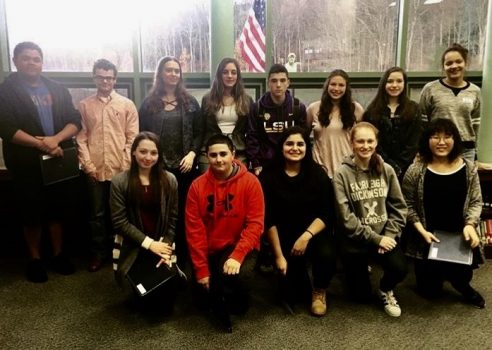 Putnam Valley High School Student Spotlight Recipients