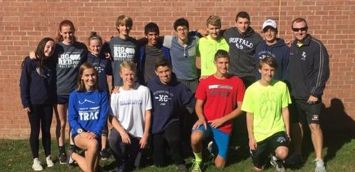 Cross Country NY State PHSAA Scholar Athlete Team