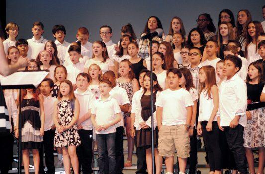 Spring Chorus Concert 5 - 8