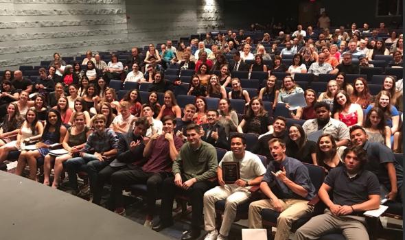 Class of 2018 - Senior Awards