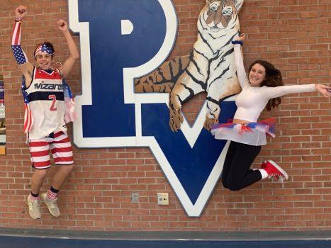 PVHS Spirit Week - America Day!