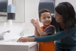 Handwashing: A Family Activity