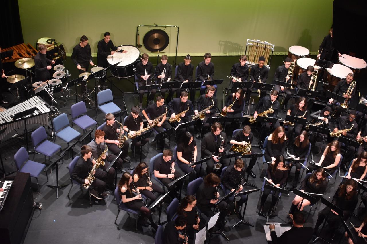 HS Band Concert