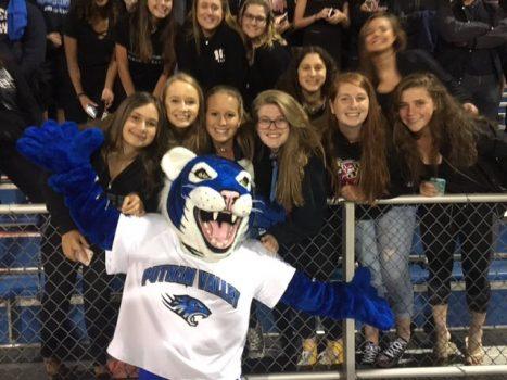 Putnam Valley High School Mascot