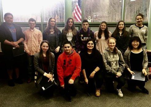 Putnam Valley High School Student Spotlight Recipients